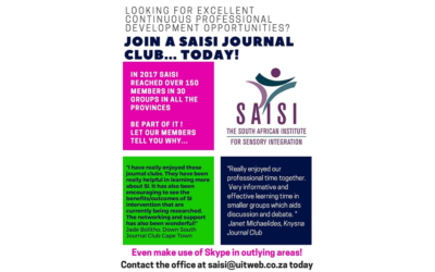 SAISI Journal Clubs