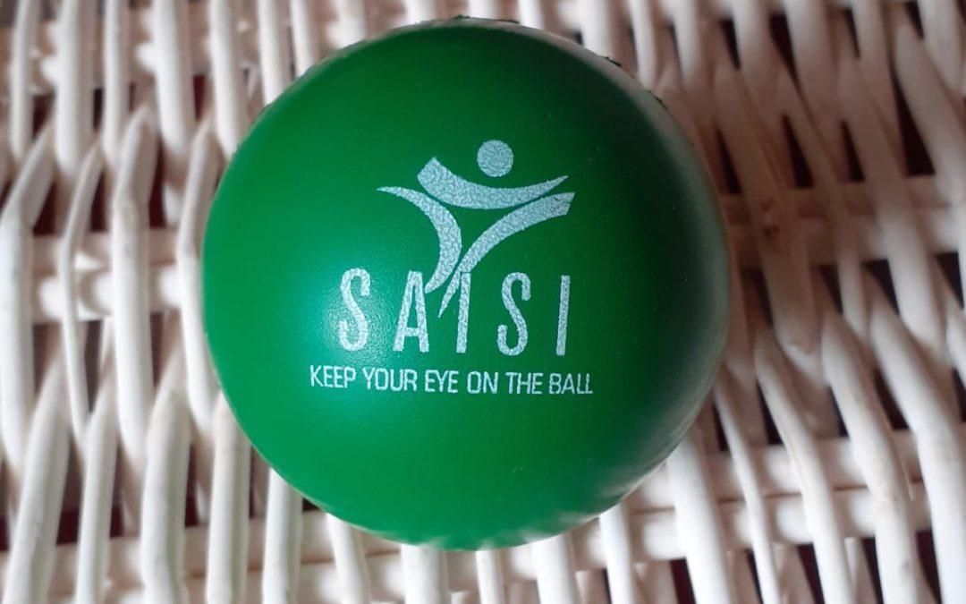 SAISI Stress Ball Challenge